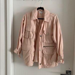 topshop utility jacket